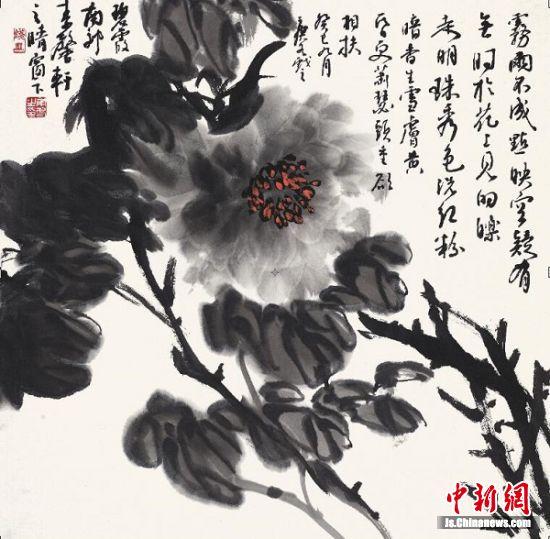 钱庚冬老师的作品。