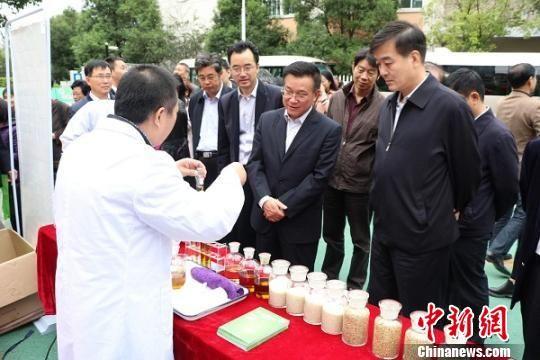 """江苏粮食消费量年均增加9亿斤 力倡""""爱粮节粮"""""""