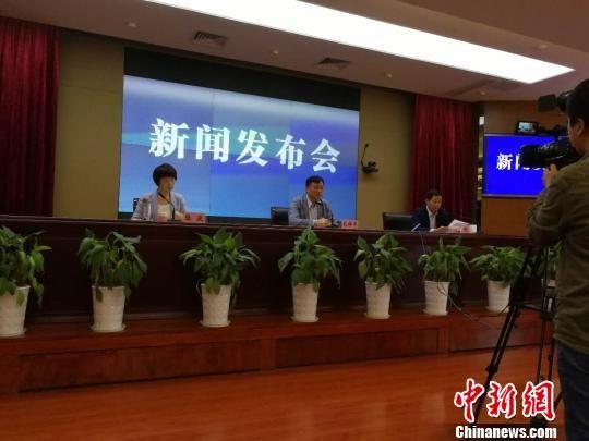 16日,江苏省物价局在南京召开例行新闻发布会。 朱晓颖 摄