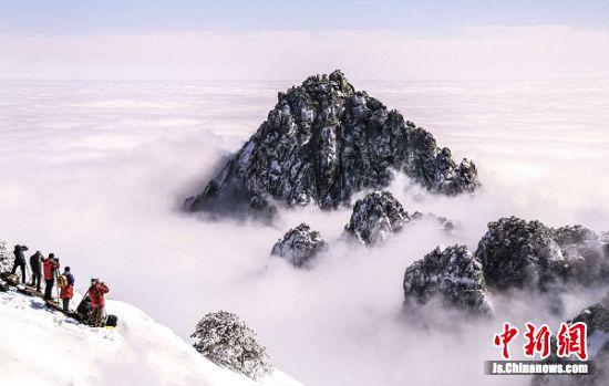 黄山冬季旅游精致