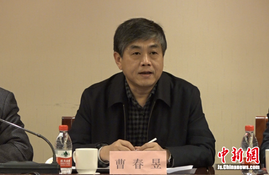 中国造纸学会秘书长曹春昱