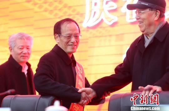 9日,中国工程院院士、南京理工大学教授王泽山回到南京。 杨颜慈 摄