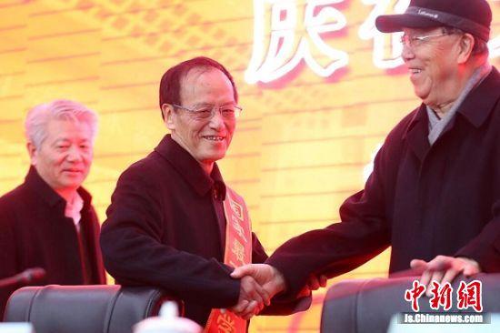 南京理工大学举行庆祝大会。 中新社记者 泱波 摄