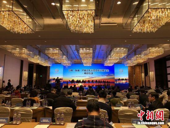 中阿产能合作示范园投资推介会南京举行