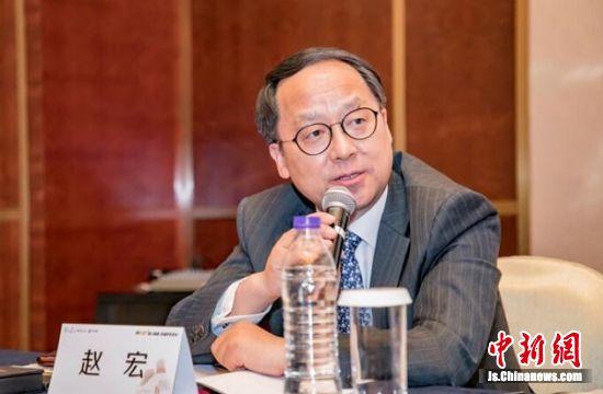 项目主办方之一、赛生医药(中国)有限公司首席执行官赵宏介绍情况