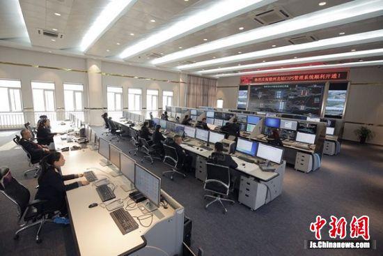 徐州北站通过CIPS、CTC准确把握临客开行的命令及列车运行调整计划.