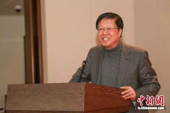 爱德基金会常务副理事长兼秘书长丘仲辉先生致辞