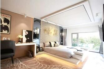 多样体验生活空间MINI墅的一座加减法的情趣张家口酒店预订图片