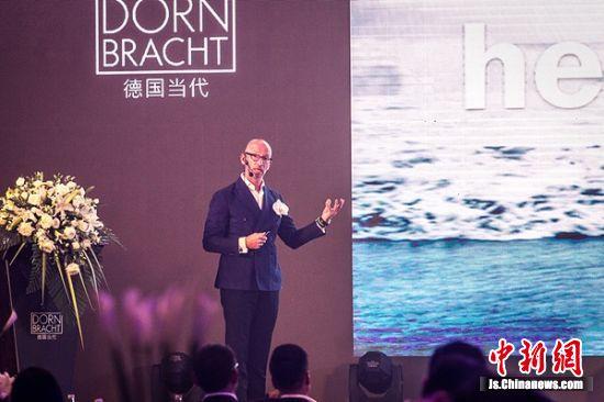 Sieger Design创始人兼执行董事克里斯丁·席格 (Christian Sieger)此次讲演探讨了卫浴设计领域的趋势与创新。