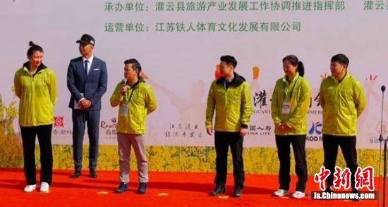 五位奥运冠军前来助阵。