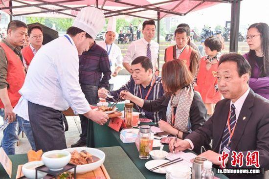 2018新北区江鲜美食文化旅游节暨'中洋杯'河豚技能大赛启动