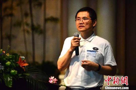 北京大学口腔医院颞下颌关节病中心教授甘业华。 潘旭临 摄