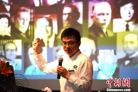 清华大学医学中心细胞治疗研究所所长张明徽。 潘旭临 摄