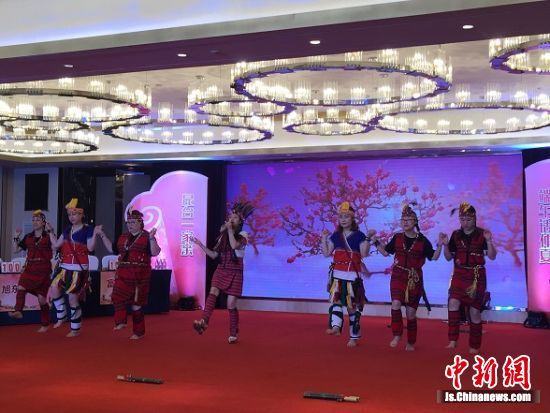 台湾特色民俗表演