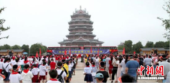 邳州启动青少年暑期科普体验教育系列活动