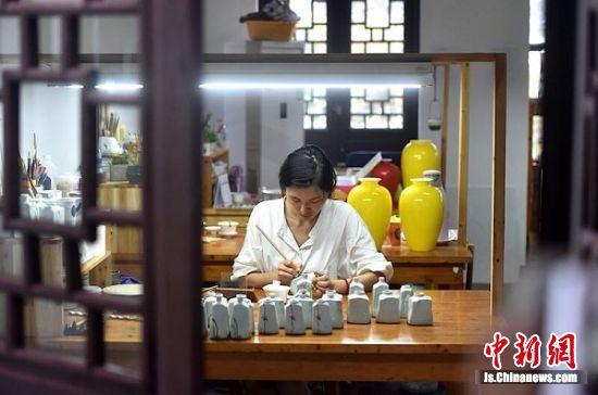 高淳陶瓷博物馆亮相 打造国际研学旅行基地