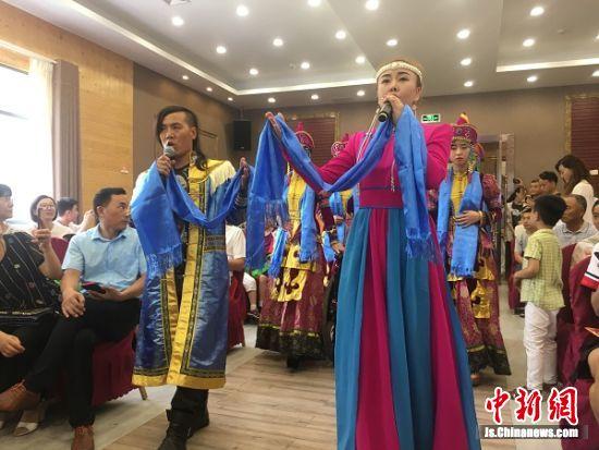 伏羊节祭祀礼仪环节