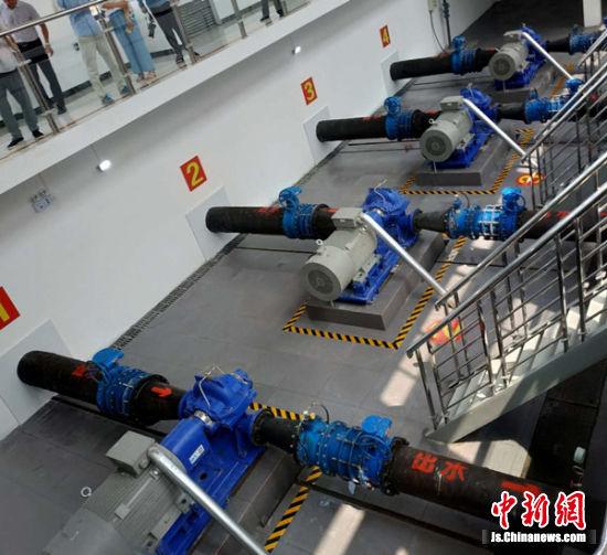 铜山新区珠江路供水泵站