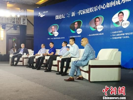 业内人士共同探讨中国文旅发展何去何从。 钟升 摄