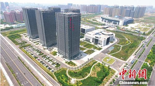 图为连云港高新区。供图