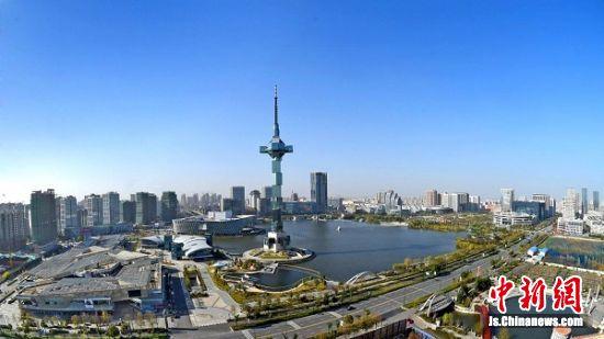 盐城城南新区在上海举办数字经济产业推介活动