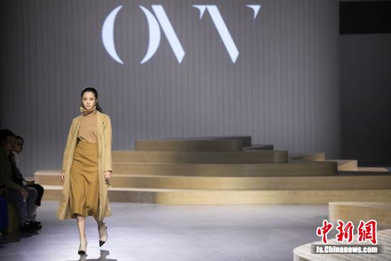 2018海澜时装周也是一次新品发布秀。