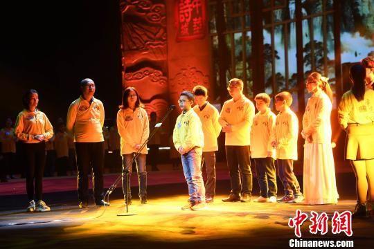 《中国诗词大会》(第四季)全国赛区选拔首次增设重庆赛区。 陈超 摄