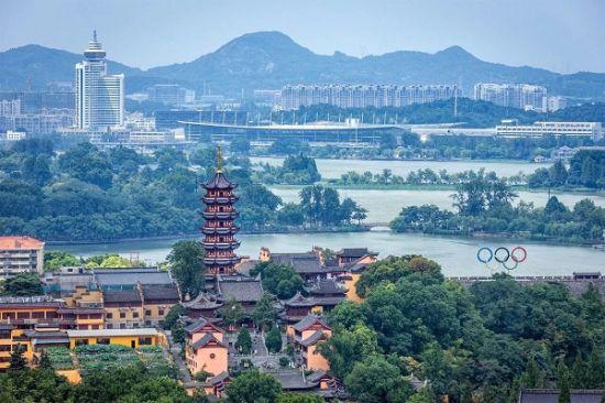 资料图:南京城市风貌。 (来源:南京发布)