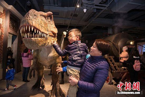 恐龙人俱乐部是融恐龙主题亲子娱乐、科教体验、互动休闲于一体的亲子科教体验中心