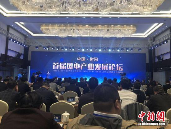 射阳首届风电产业发展论坛
