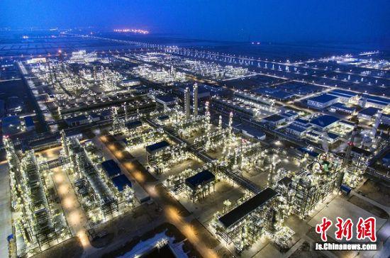 连云港打造世界级石化基地 苏州民企率先探路