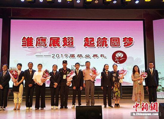 常州西藏民族中学2019届毕业典礼