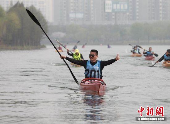 2018-2019中国皮划艇巡回赛总决赛即将在溧阳开赛