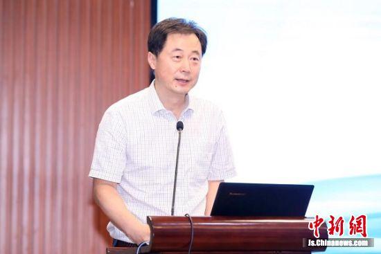 江苏省工业和信息化厅副厅长池宇