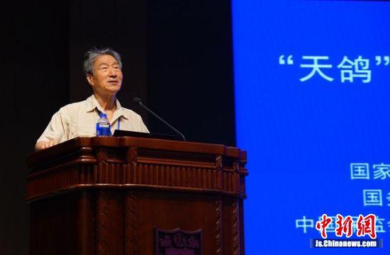 国务院应急管理专家组组长、国家减灾委专家委副主任闪淳昌发言。