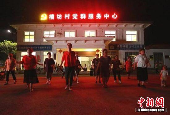 """沭阳县探索""""党员+群众文化活动""""模式聚民心"""
