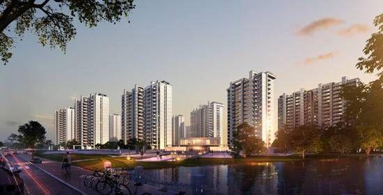 """在""""江北真核心"""" 能被市场记住的是什么样的楼盘?"""