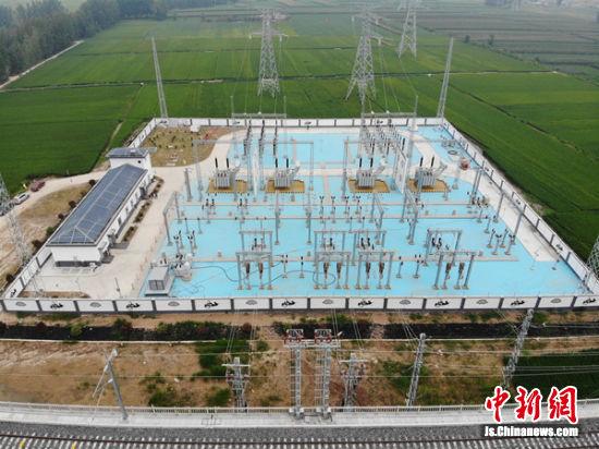 本次接触网送电范围为5个牵引所和1个开闭所。