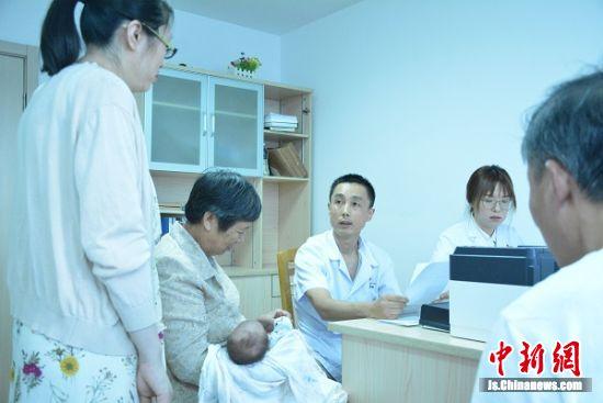 江苏第一家预防接种咨询门诊在常州市儿童医院上线