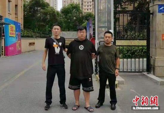 多警联动接力抓获网逃蔡某农