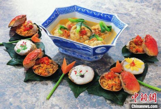 淮扬菜。受访者供图