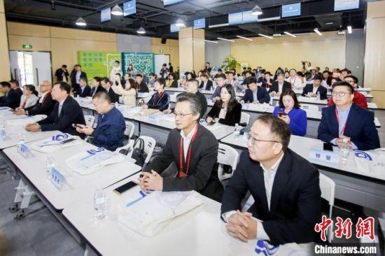 两岸青年创业分享交流专题论坛在宁召开。 会方供图