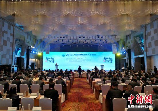徐州举办物流峰会 枢纽经济助力物畅其流货通天下