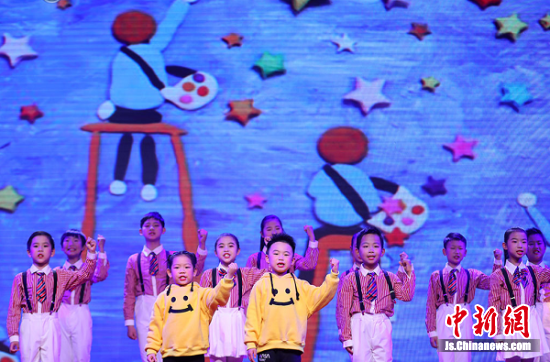 书香校园公益阅读推广行动在南京建邺启动