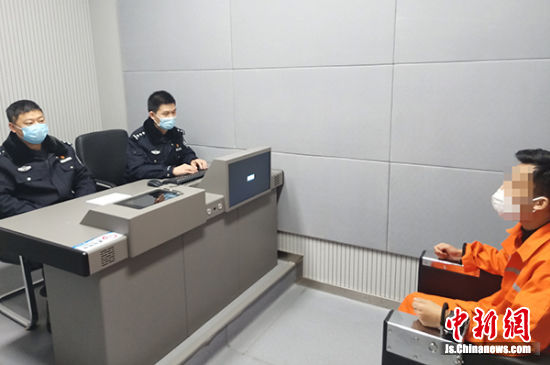 嫌疑人陈某被亭湖警方抓获归案。