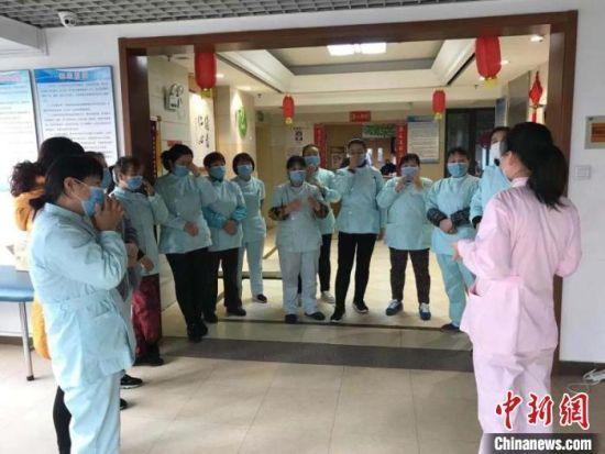 春节期间,江苏养老机构、福利院原则上实行封闭管理。 江苏省民政厅供图