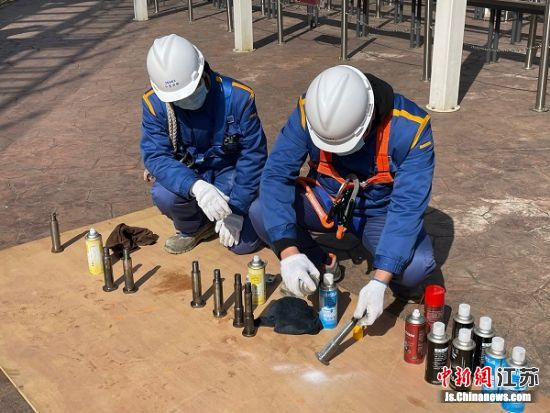 """江苏省特检院为大型游乐设施做节前""""体检"""""""