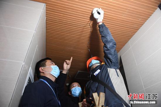 淮安:智慧天翼5G云技术助力社区疫情防控