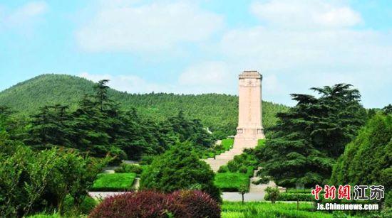 淮海战役烈士纪念塔。 徐剑 摄