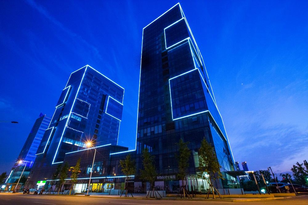 无锡惠山软件园―信息港